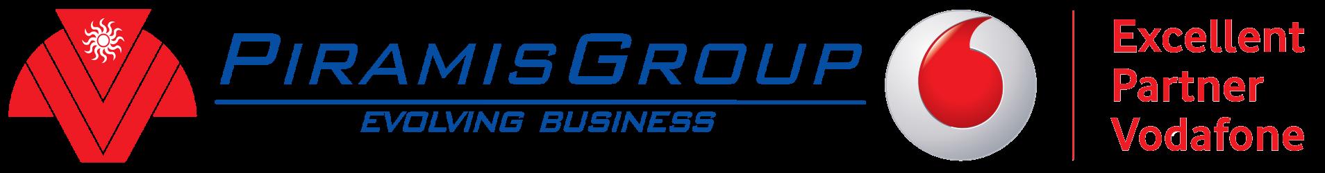 Logo Piramis Group + Excellent Partner con firma